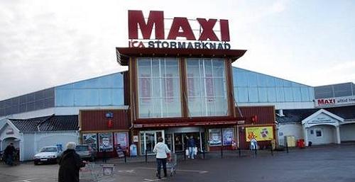 ICA Maxi Brännborns, Ängelhom