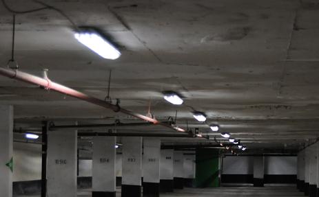Parkeringsgarage