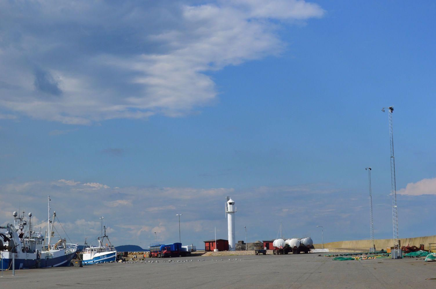 Hamnen i Simrishamns kommun 4